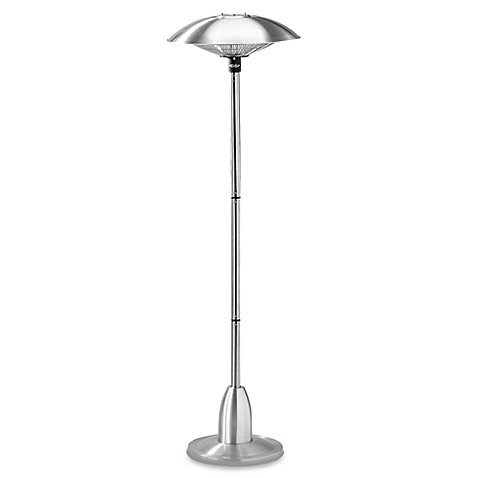 Soleus Air® Stainless Steel Electric Patio Heater