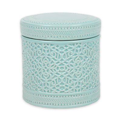 Santiago Cottonball Jar