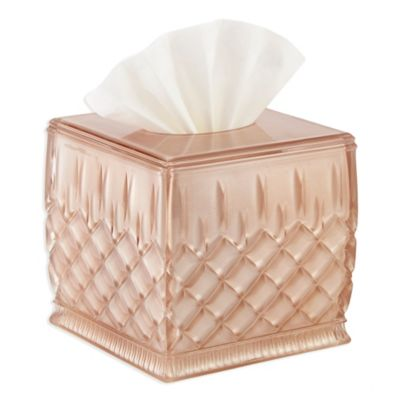 Waterford® Lismore Boutique Tissue Box Cover