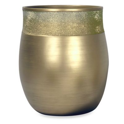 Diamond Wastebasket