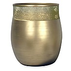 Diamond Dust Wastebasket