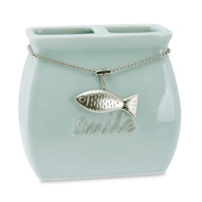 Coastal Charms Toothbrush Holder