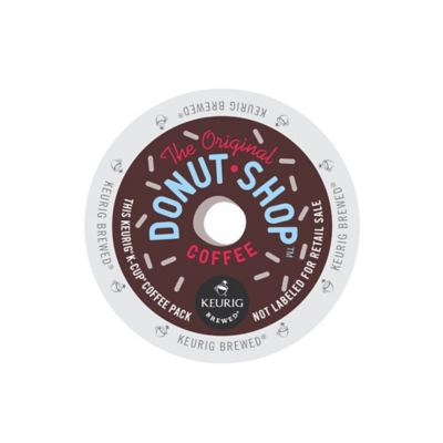 Keurig® K-Cup® Pack 48-Count The Original Donut Shop® Coffee Value Pack