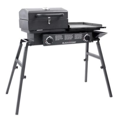 Blackstone® 1555 Tailgator Combo Gas Grill and Griddle