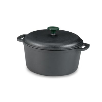 Emerilware™ 6-Quart Cast Iron Covered Dutch Oven