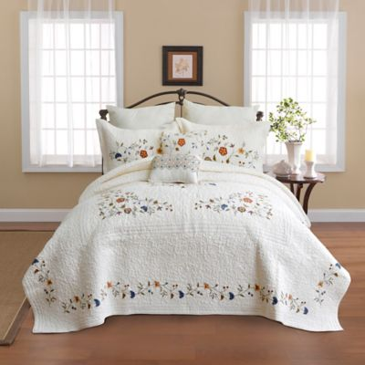 Nostalgia Home™ Alice Twin Bedspread