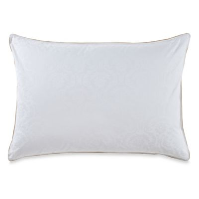 Elizabeth Arden™ Premium Down Alternative™ Back Sleeper Standard/Queen Pillow in White