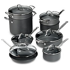 Cookware Sets All Clad 194 174 Stainless Non Stick Cookware