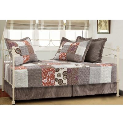 Stella Quilted Reversible Daybed Set in Multi