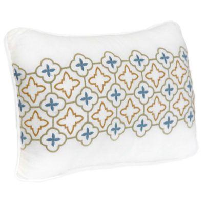Nostalgia Home™ Alice Oblong Throw Pillow