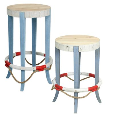 Blue/White Coastal Furniture