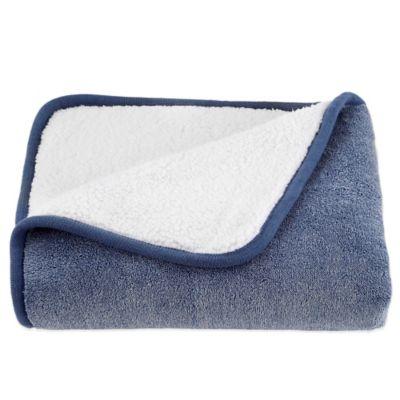 Blue Bedding Throws
