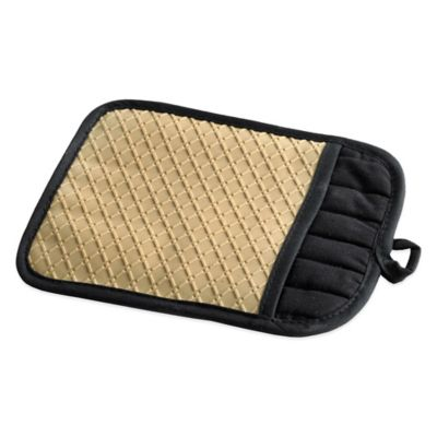 Biscotti Silicone Quilted Pot Holder