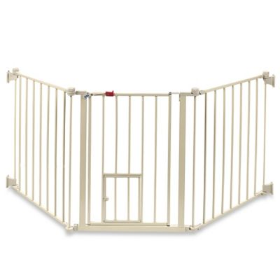 Chew-Proof Gate