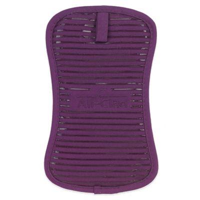 Purple Pot Holder