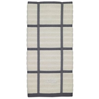 All-Clad Coordinate Kitchen Towel in Pewter