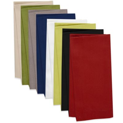Buffet Napkins in Flax (Set of 8)