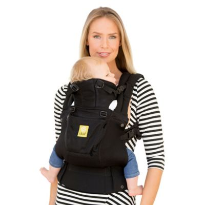 Baby Carriers > lillebaby® COMPLETE™ Airflow Baby Carrier in Black