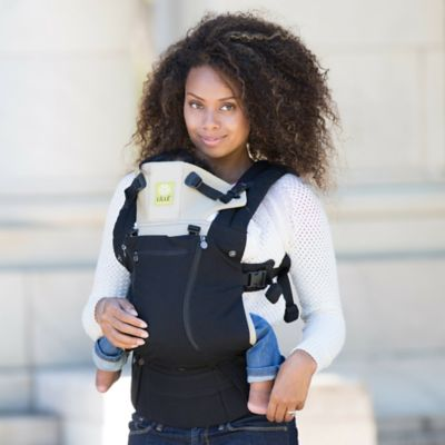 LILLEbaby® COMPLETE ALL SEASONS 6-in-1 Baby Carrier in Black/Camel