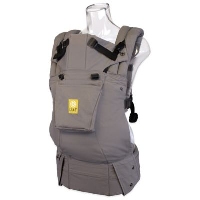 Grey Light Baby Carrier