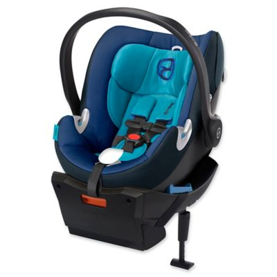 Cybex Aton Q Infant Car Seat in True Blue