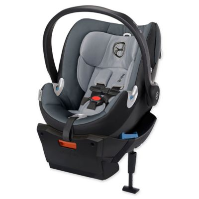 Cybex Platinum Aton Q Infant Car Seat in Moon Dust