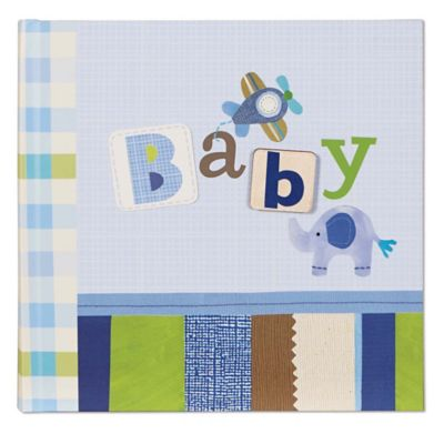 Boy Photo Album Gift