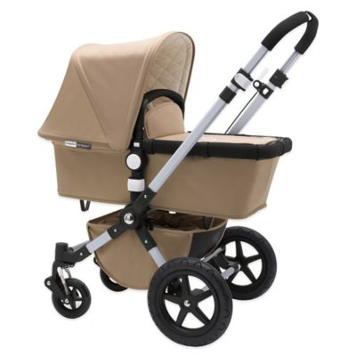 Bugaboo Cameleon3 Classic Collection Complete Stroller in Sand