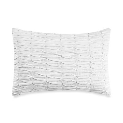 Nautica® Makay Breakfast Throw Pillow in White
