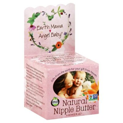 Earth Mama Angel Baby® Organics 2 oz. Natural Nipple Butter