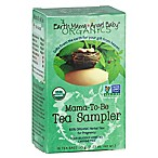 Earth Mama Angel Baby® Mama-To-Be 16-Count Organic Herbal Tea Sampler