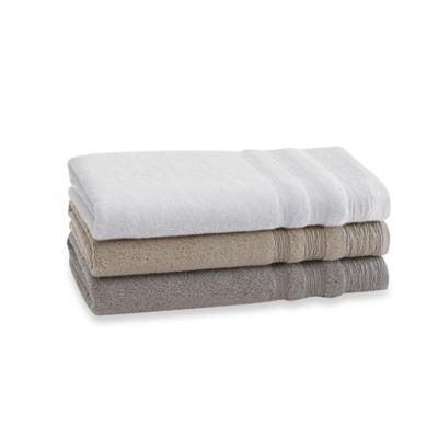 Kassatex St. Germain Bath Towel in White