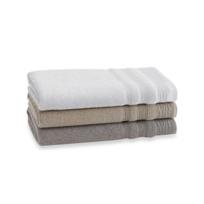Kassatex St. Germain Bath Towel in White