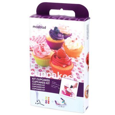 Mastrad® 18-Piece Cupcake Making Kit