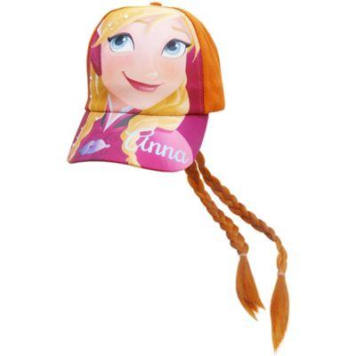 "Disney® ""Frozen"" Anna Bling Ponytail Cap"