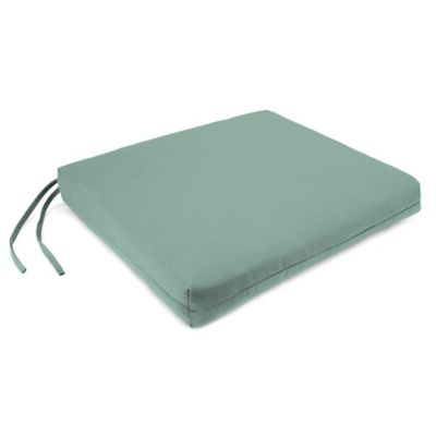 Outdoor Chair Cushions in Teal