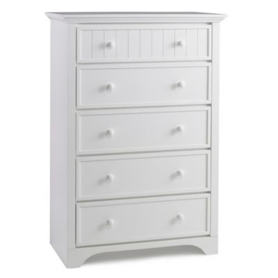 Fisher-Price® Lakeland 5-Drawer Chest Baby Furniture