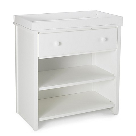 buy fisher price 174 changing table in snow white from bed bath beyond