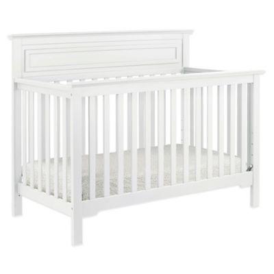 DaVinci Autumn 4-in-1 Convertible Crib in White