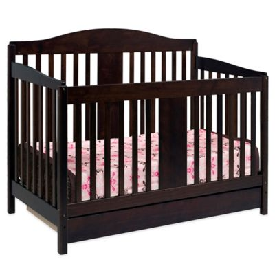 DaVinci Richmond 4-in-1 Convertible Crib in Espresso