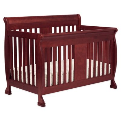DaVinci Porter 4-in-1 Convertible Crib in Cherry