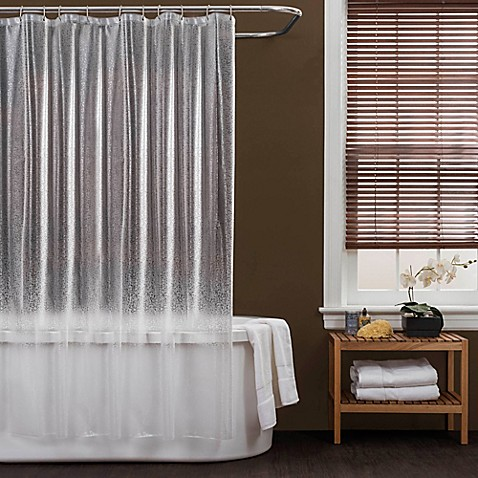 Buy Baltic Linen Peva Crackle Shower Curtain From Bed Bath Beyond