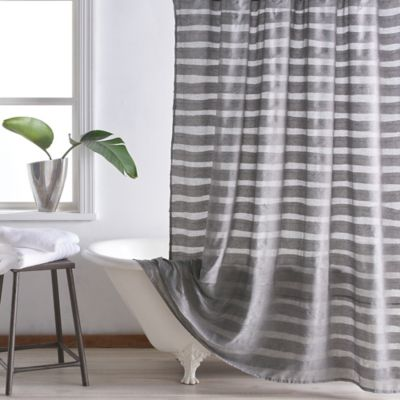 DKNY Loft Stripe Shower Curtain