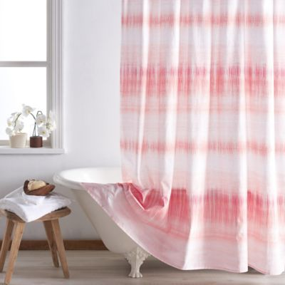 DKNY Frequency Shower Curtain