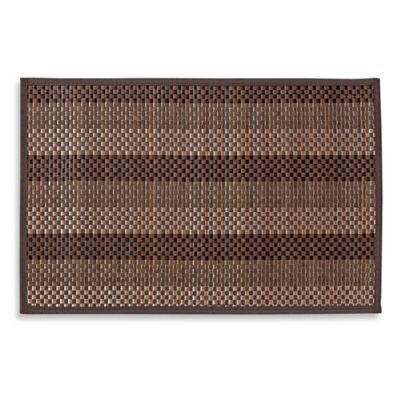 Chocolate Bamboo Placemat