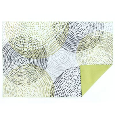 Gray Reversible Placemat