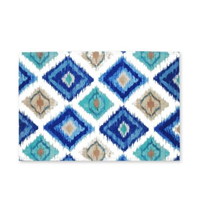 Spill Resistant Reversible Placemat