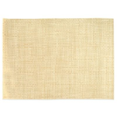 Optical Weave Woven Reversible Placemat