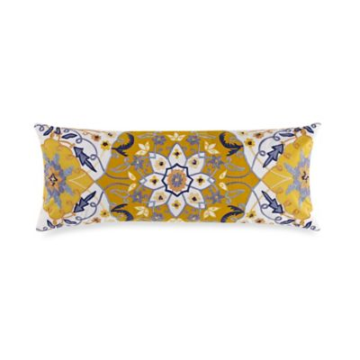 Anthology™ Lyla Embroidered Breakfast Throw Pillow