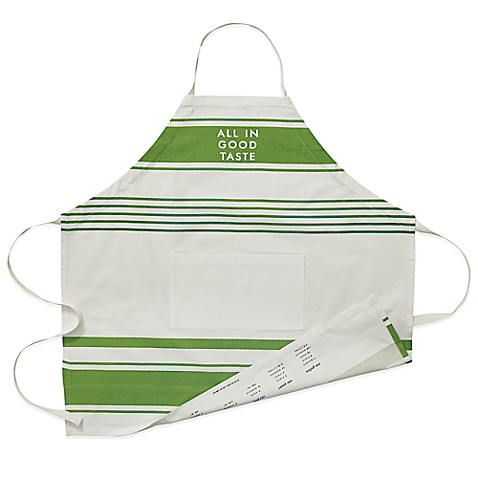 Kate spade new york diner stripe apron bed bath beyond for Bed bath and beyond kate spade